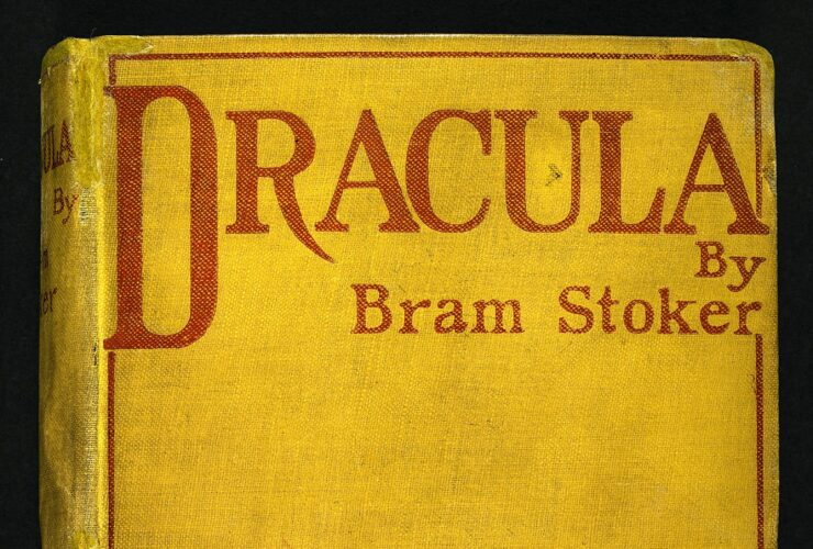 Dracula by Bram Stoker First Edition 1897