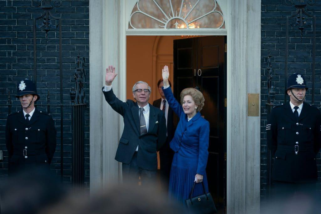 Prime Minister Margaret Thatcher | Netflix