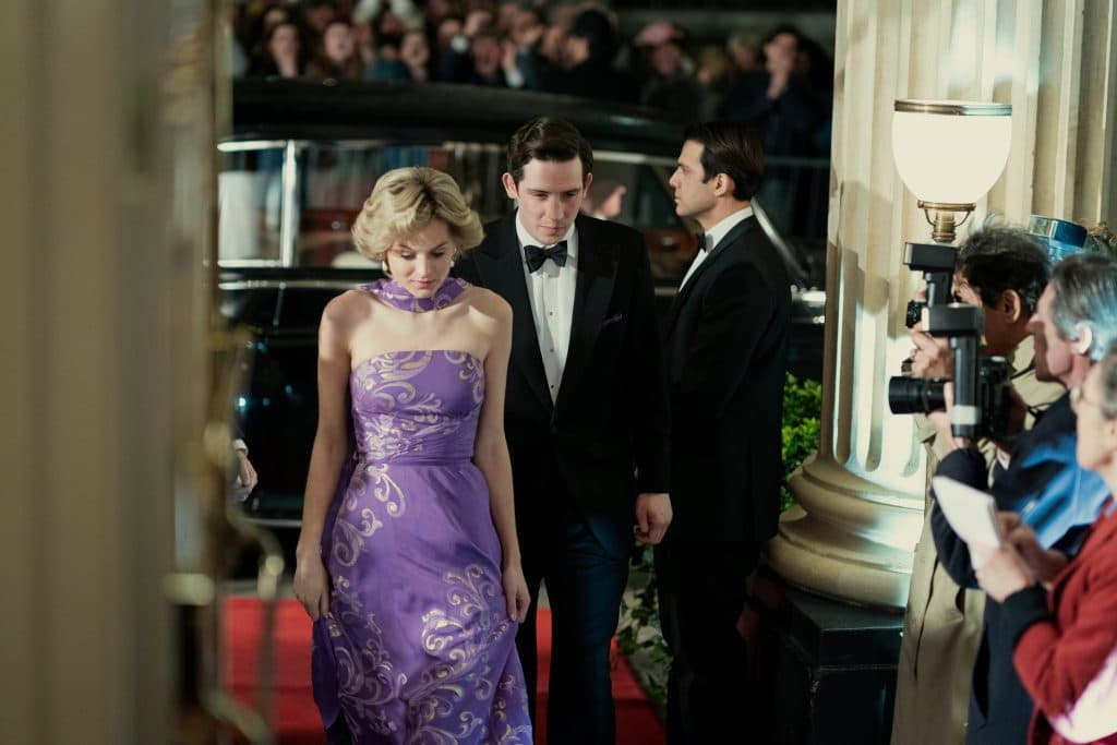 Princess Diana and Prince Charles | Neflix