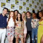 The cast of riverdale season 4