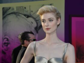 Elizabeth Debicki to play Princess Diana on The Crown