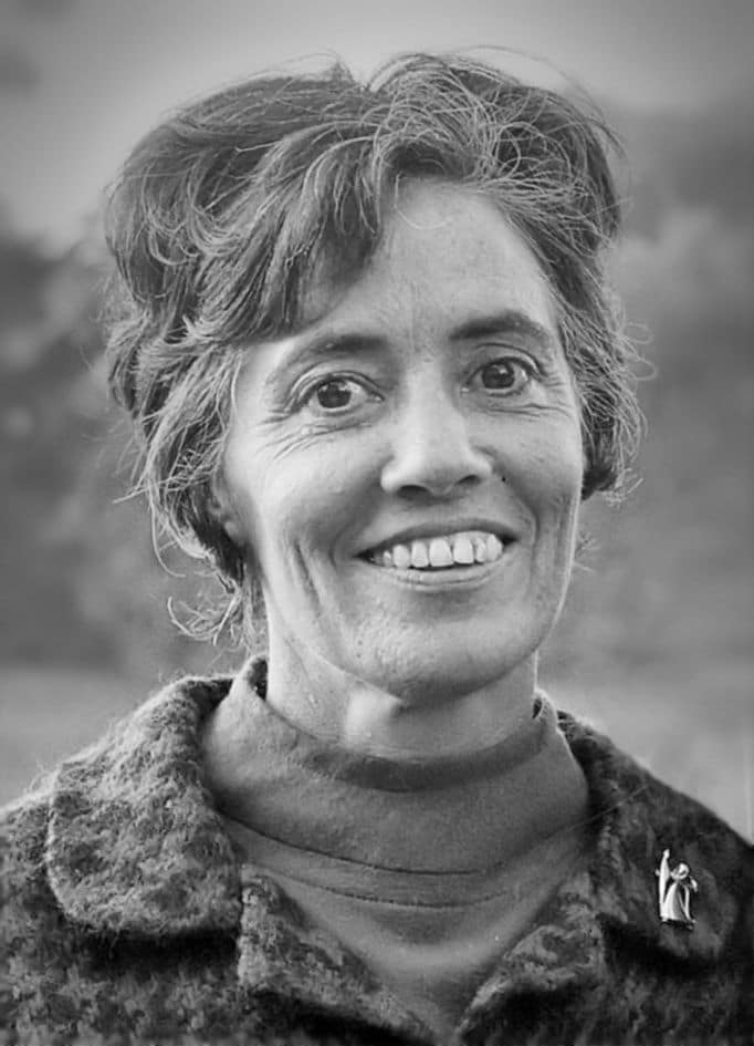 Annie Glenn in 1965