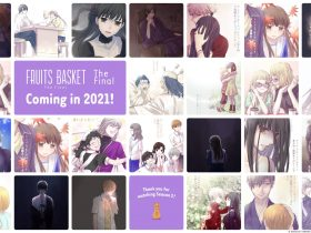 Fruits Basket Season 3 Announcement