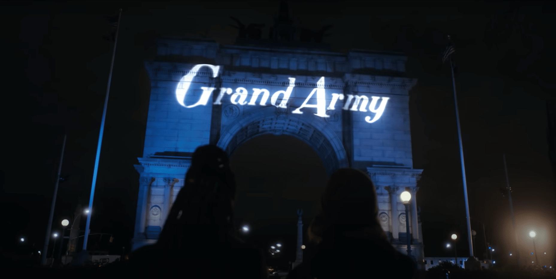 Grand Army Trailer