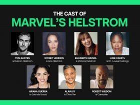 Helstrom Cast