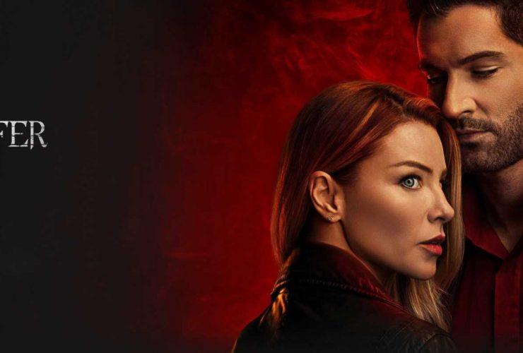 Lucifer Season 6 Header