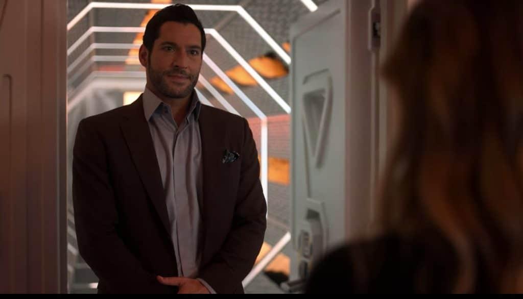 Tom Ellis in Lucifer Season 5