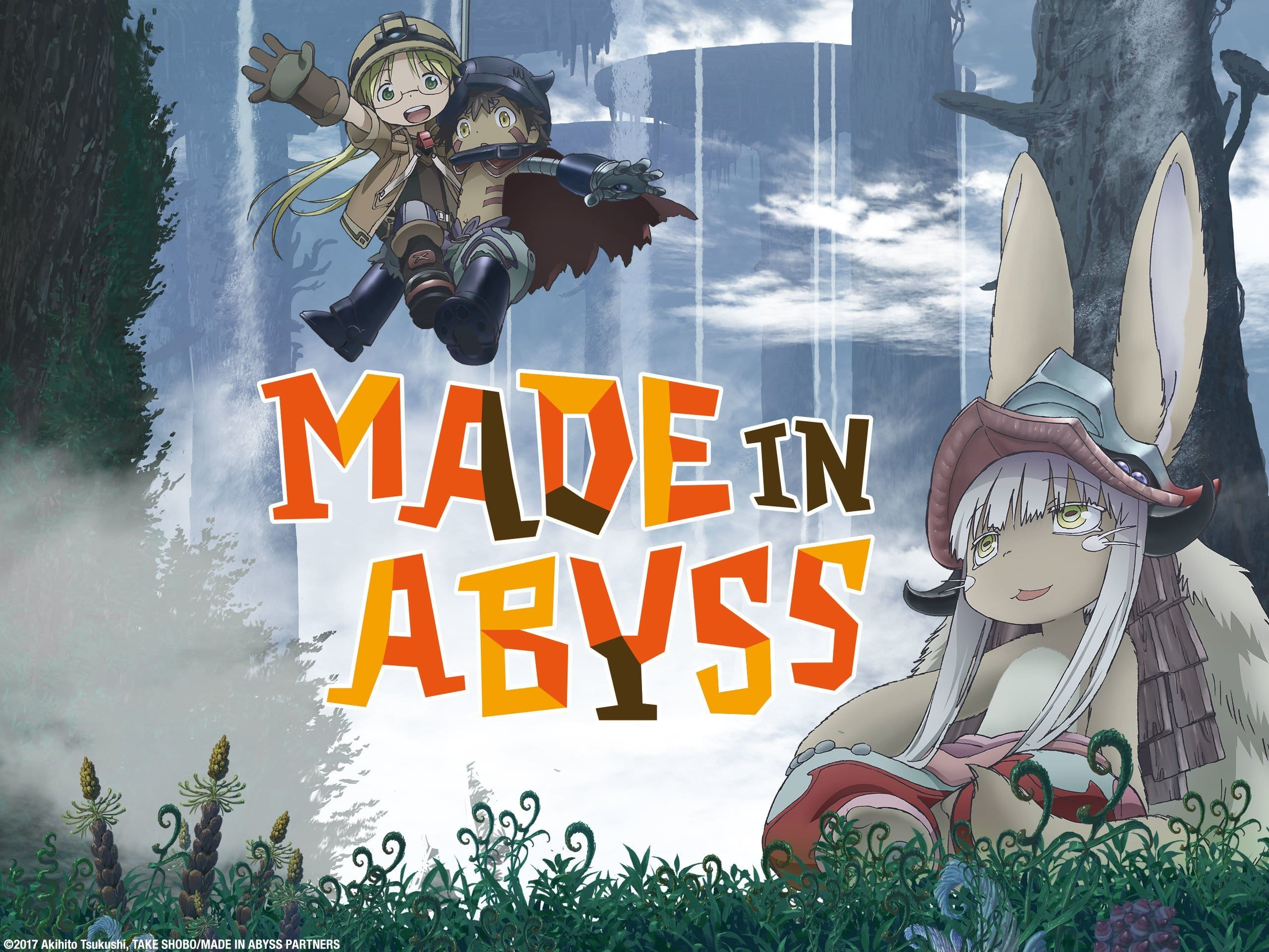 Made in Abyss Fan Art