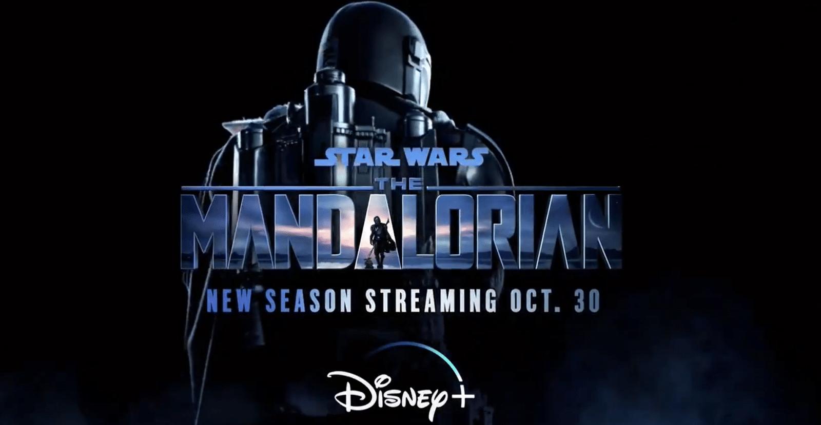 The Mandalorian season 2 teaser videos