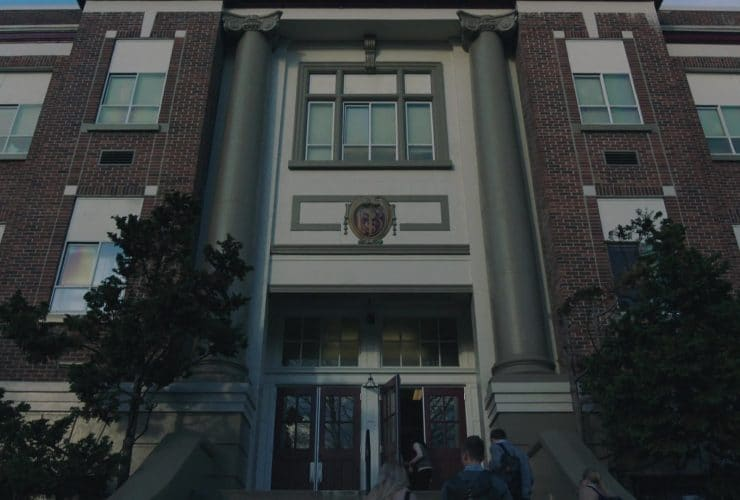RD Caps 3x05 The Great Escape 17 Riverdale High 1