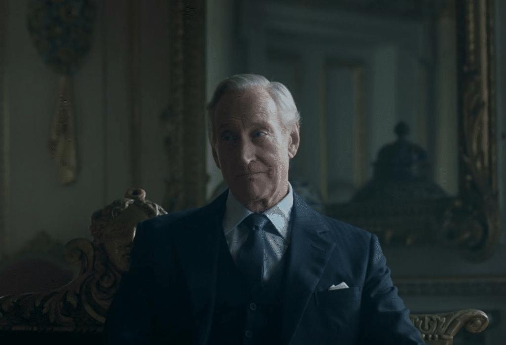 Charles Dance in Tywysog Cymru (Season 3, Episode 6)