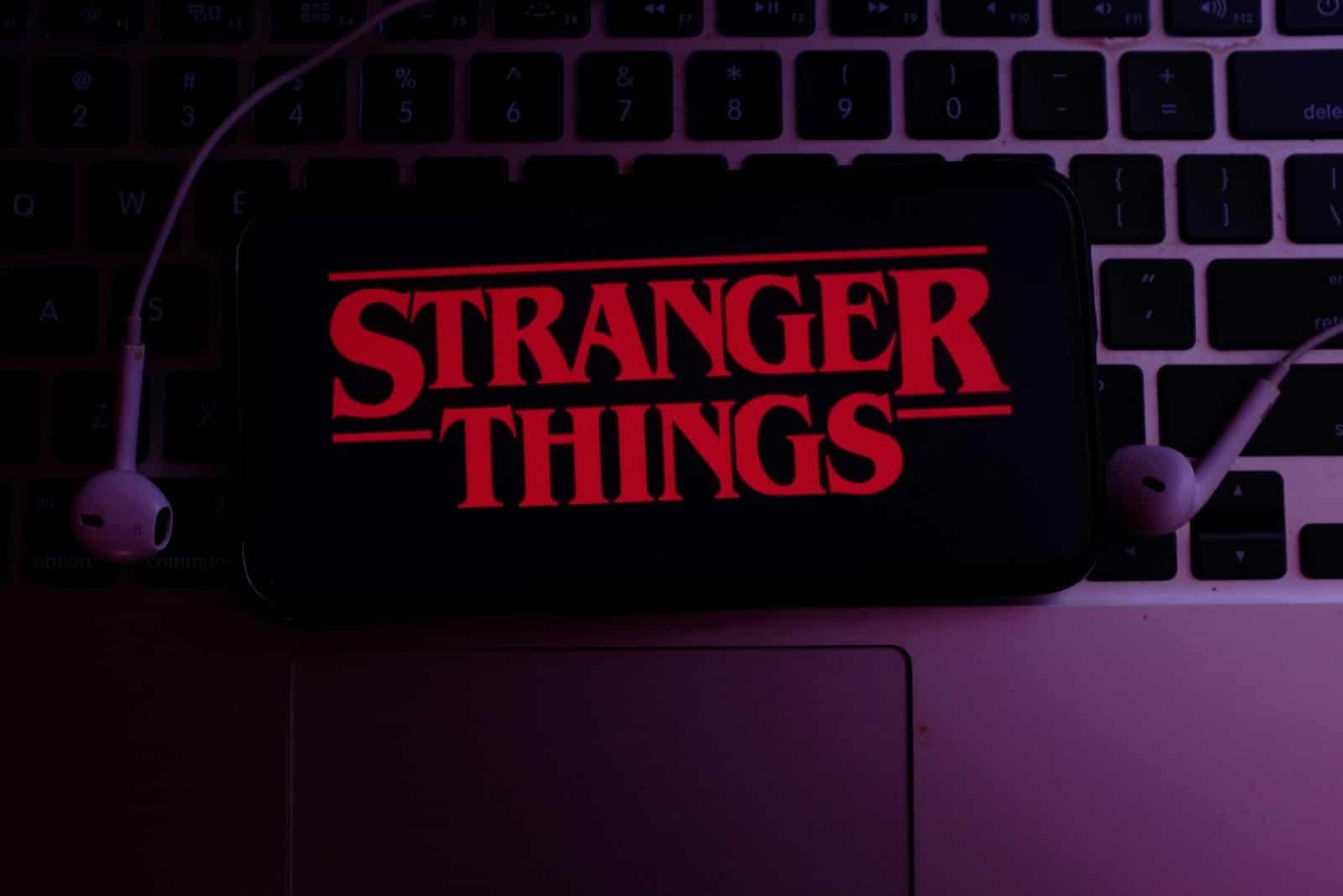Stranger Things Header