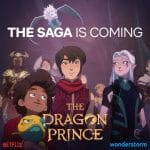 The Dragon Prince Release Date