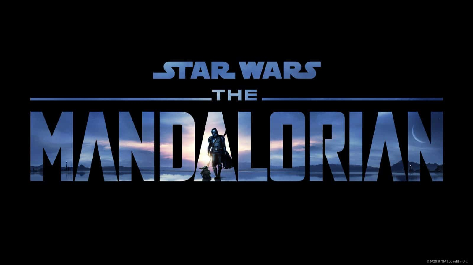 The Mandalorian Character Posters