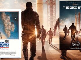 The Right Stuff Cast Movie vs Tv Show