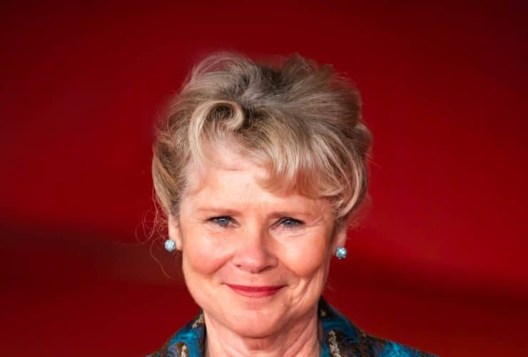 Imedla Staunton to play Queen Elizabeth in The Crown Season 5 and 6