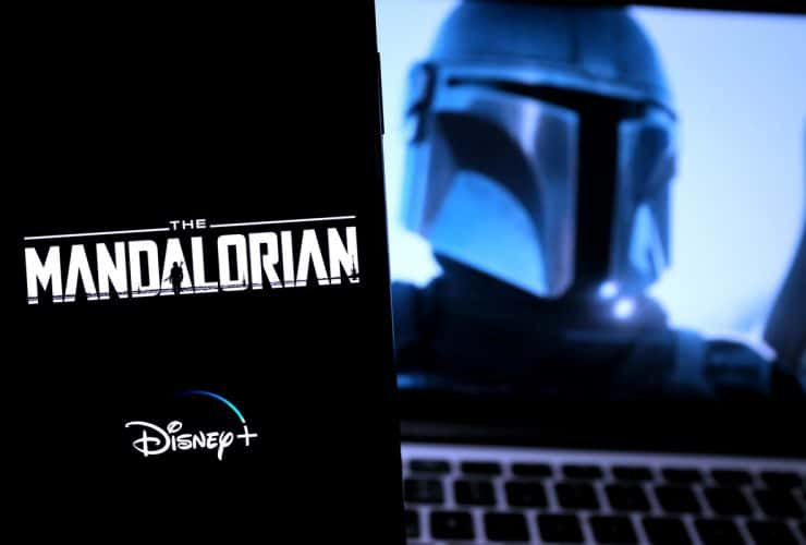 Where to watch The Mandalorian online