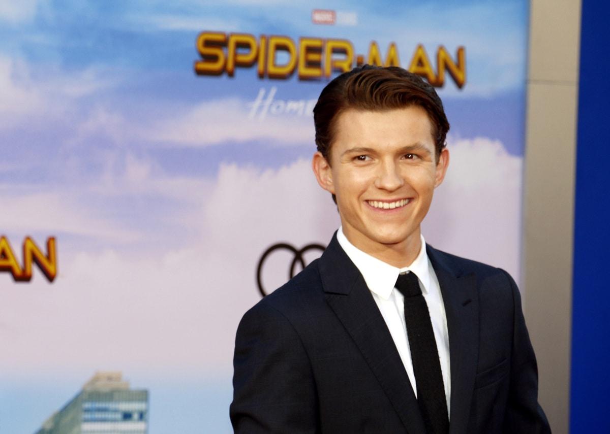 Tom Holland STarts Spider-man 3 Filming
