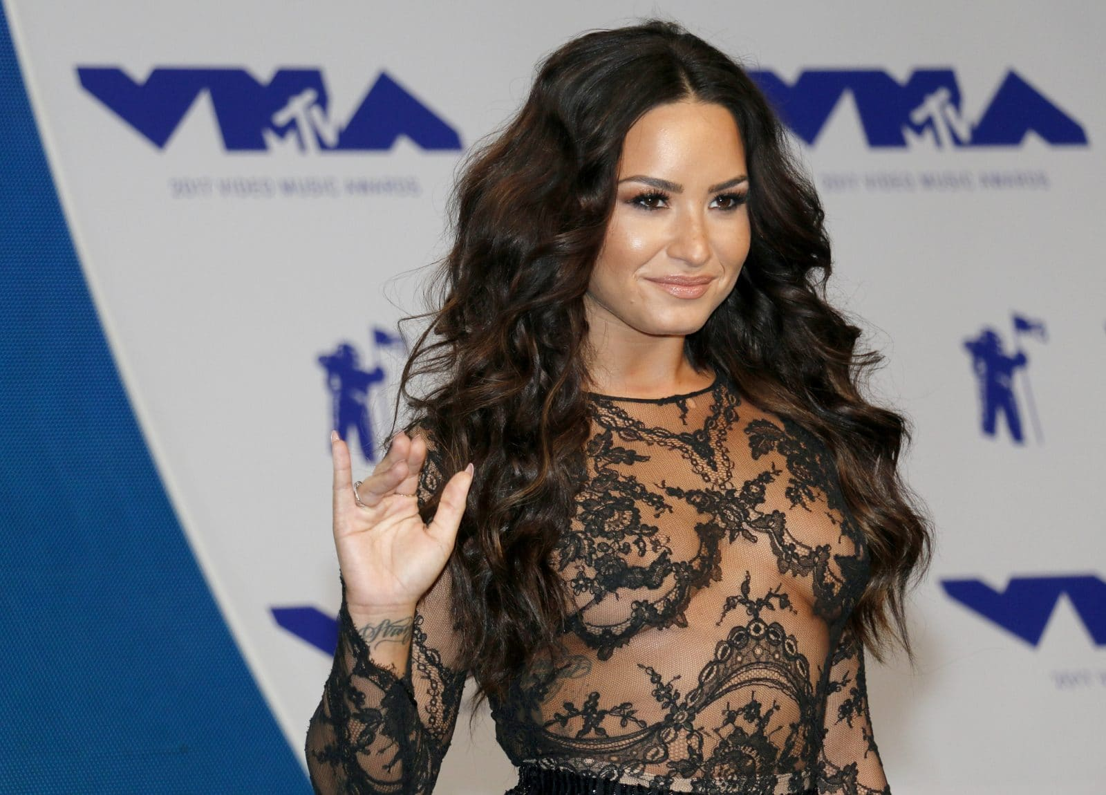 Demi Lovato is embarrassed by Max Ehrich