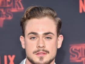 Dacre Montgomery in Season 4 of Stranger Things