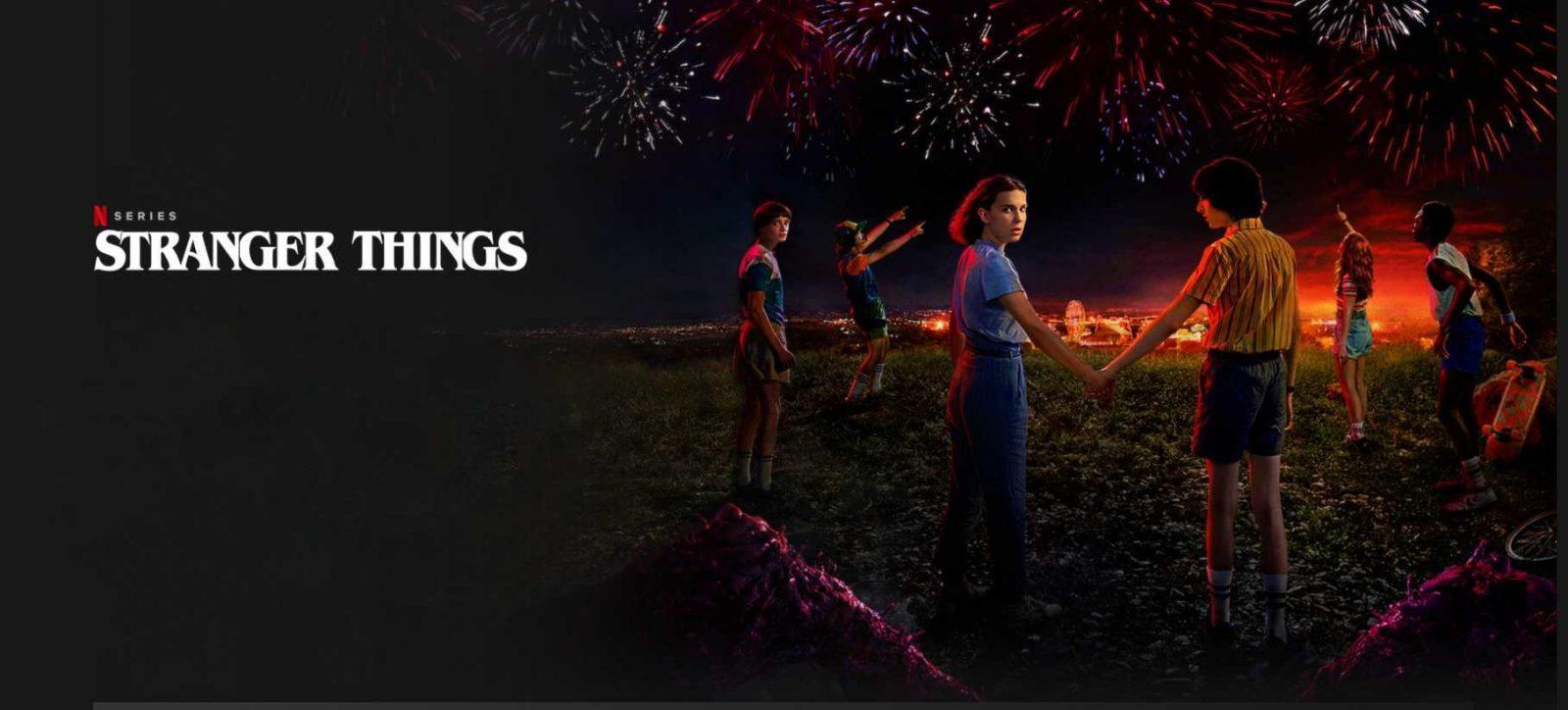 Stranger Things Season 4 Filming