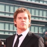 Michael C Hall at a premiere for Dexter