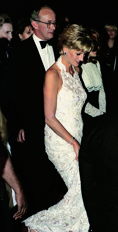 Princess Diana The Crown