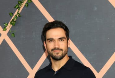 Alfonso Herrera at a Queen of the South premiere