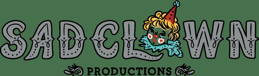 Sad Clown Logo