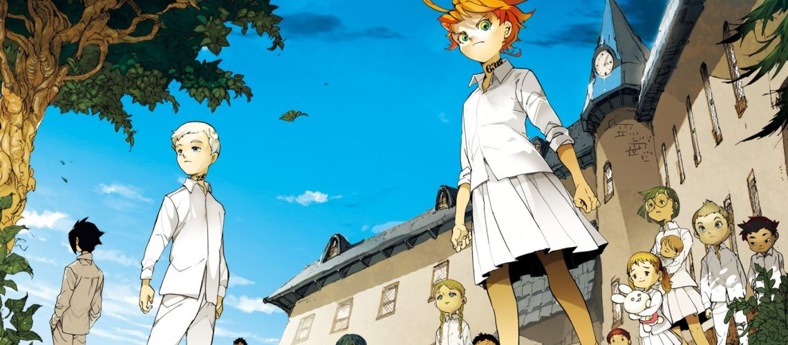 The Promised Neverland Fan Art