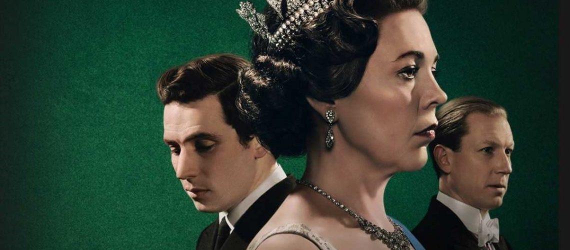 Olivia Coleman In The Crown Season 4